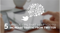 5 Ways To Get Traffic From Twitter