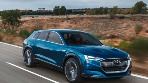 Audi Plans to Launch 3 Electric Car's By 2020