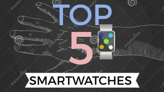 Top 5 Best Smartwatches 2016