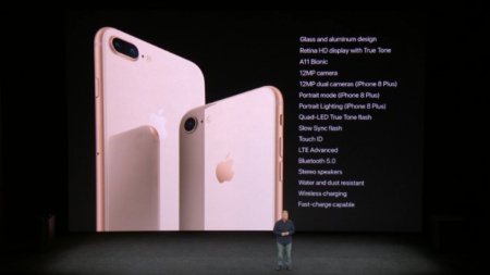 iPhone 8 & iPhone 8 Plus Launched; Price in India
