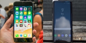 iPhone 8 Vs Samsung Galaxy S8