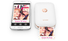 HP Sprocket Pocket-Sized Printer for Smartphones Launched in India