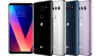 LG V30 With 6-Inch FullVision Display & Dual Rear Cameras Launched