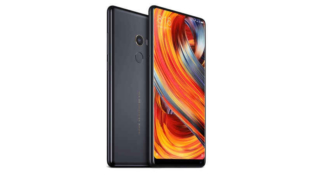 Xiaomi Mi MIX 2 Smartphone With Bezel-Less Design, Facial Recognition Launched